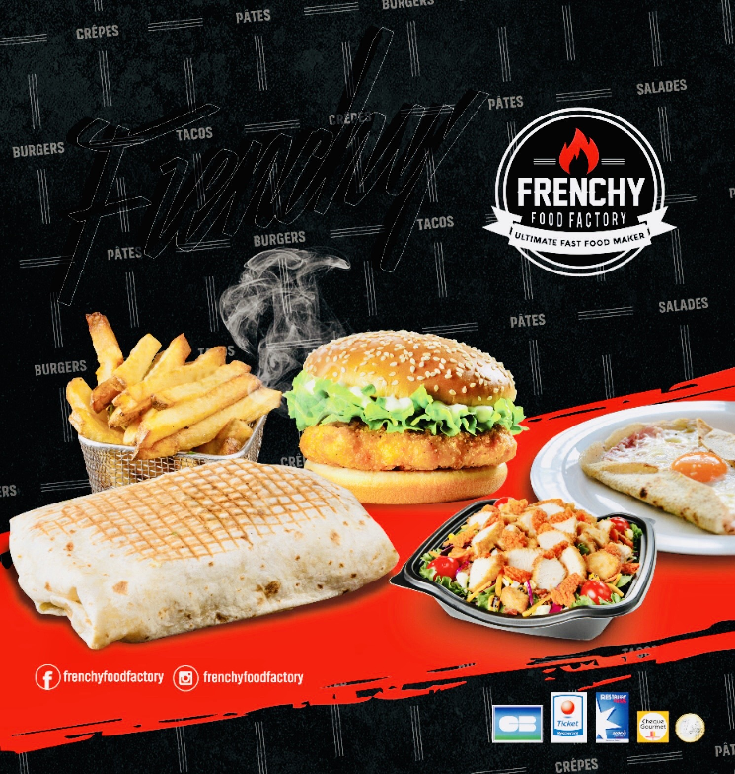 Frenchy Food Factory